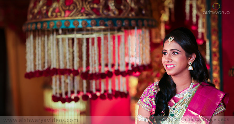 Sundarram & Sathya - professional marriage photographer - Aishwarya Photos & Videos