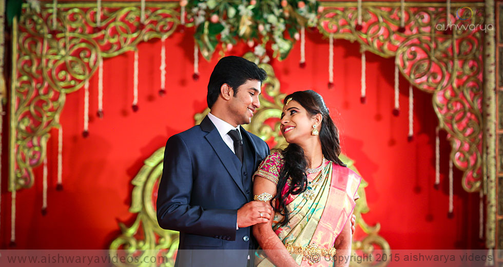 Sundarram & Sathya - candid wedding photographer - Aishwarya Photos & Videos