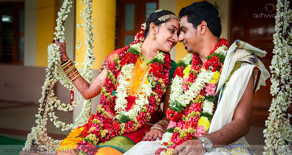 Rajagopal & Nivedha – Wedding photography
