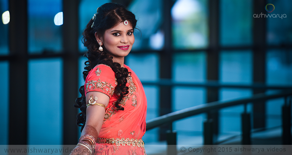 Baba Prasad & Loga Pritika - wedding photographer - Aishwarya Photos & Videos