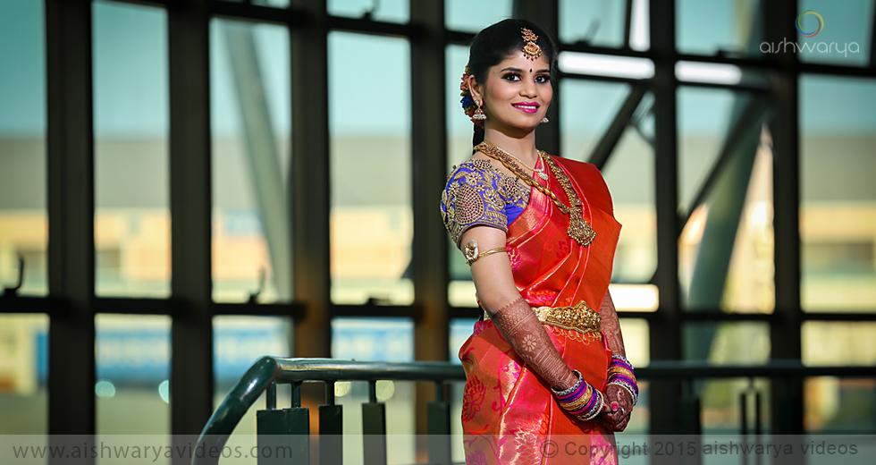 Baba Prasad & Loga Pritika - wedding event photographer - Aishwarya Photos & Videos