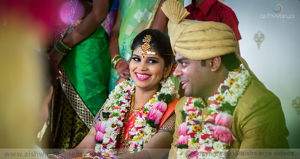 Baba Prasad & Loga Pritika – Candid Wedding photography
