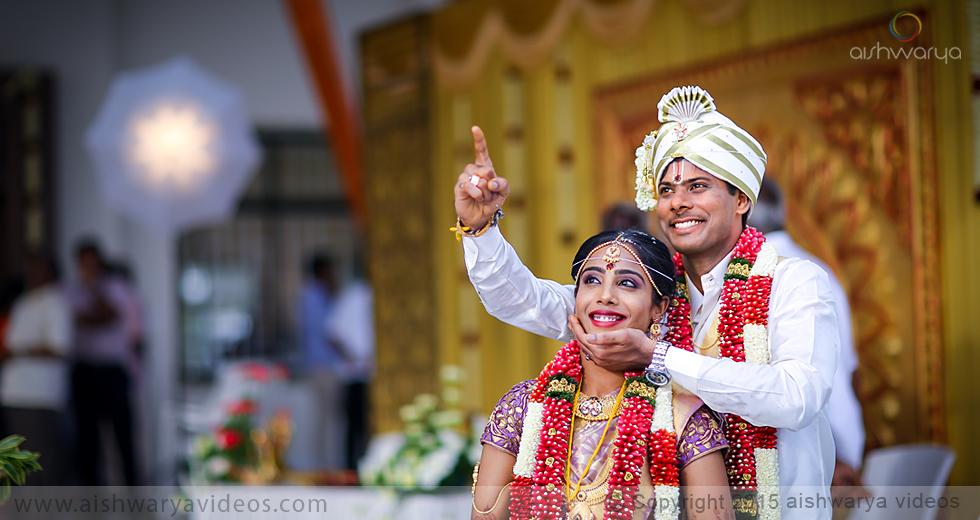 Karthik & Haritha