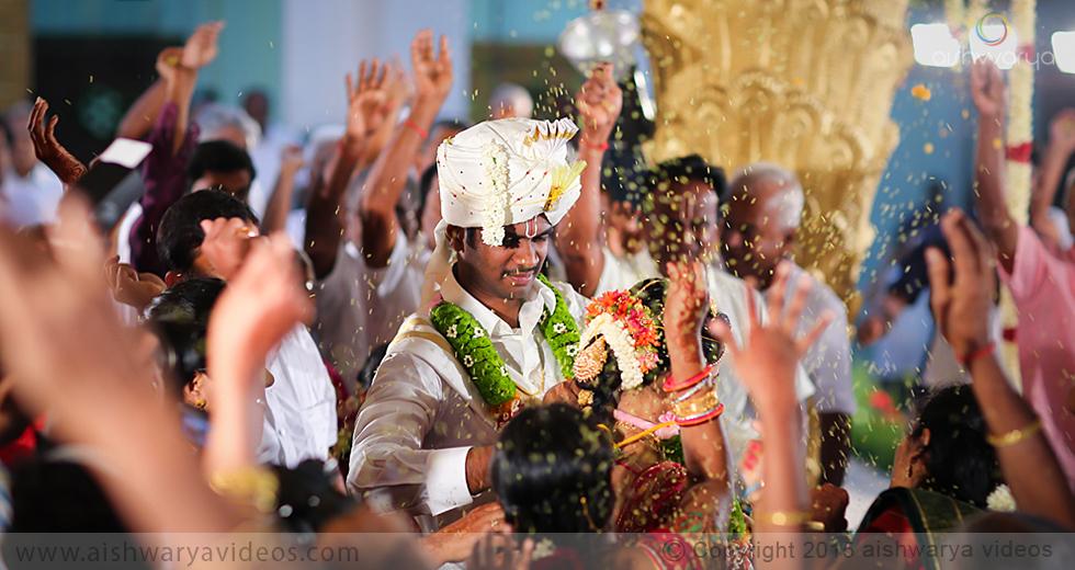 Ravishankar & Suvabbna Sri