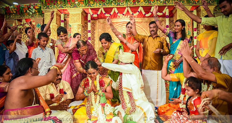Keerthivasan & Nithya