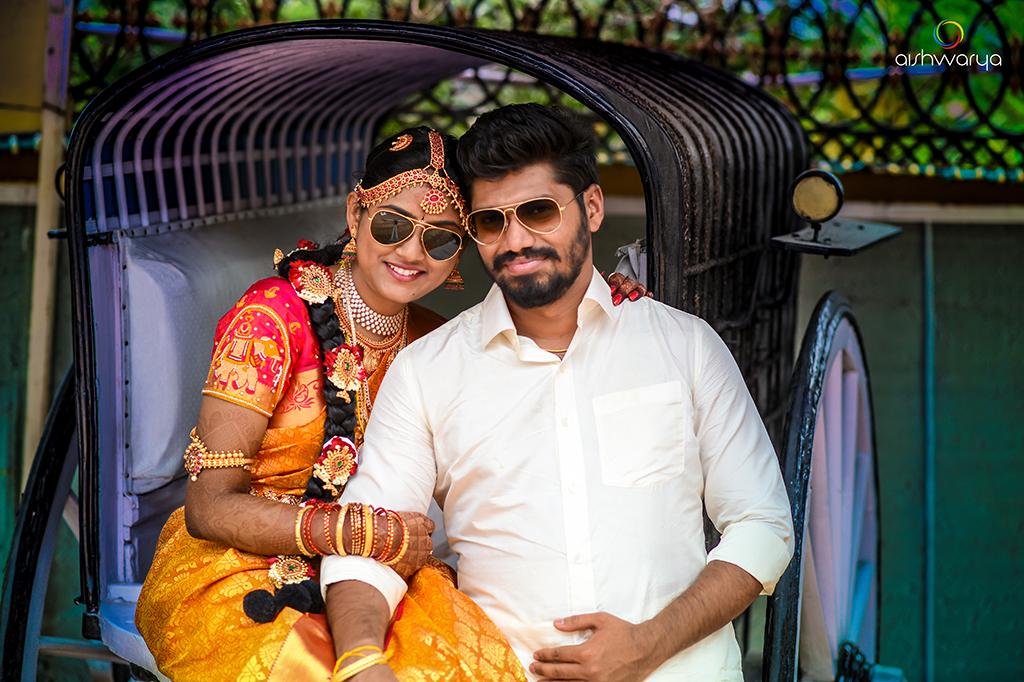 Sathya & Vaishali
