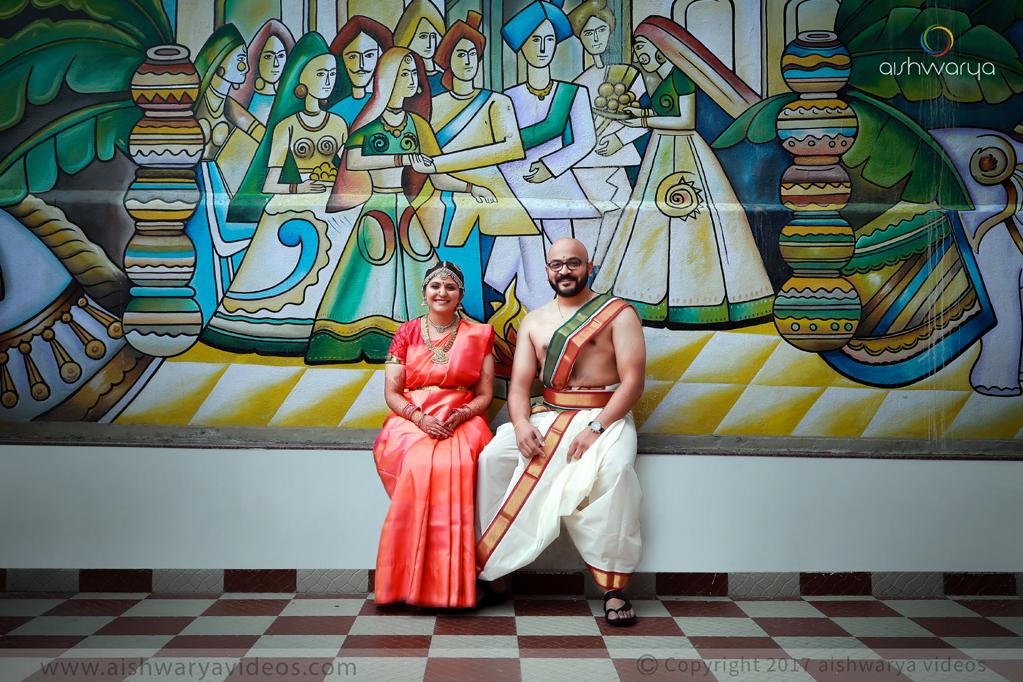 Kaushik & Poojitha